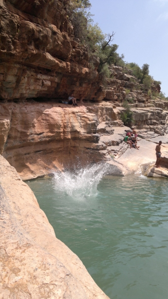 paradise valley morocco legend story agadir taghazout
